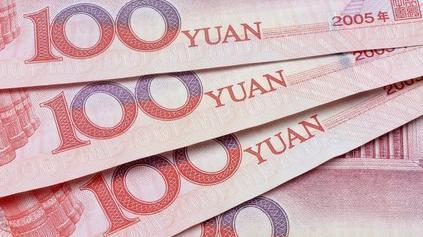 Billets de 100 yuan