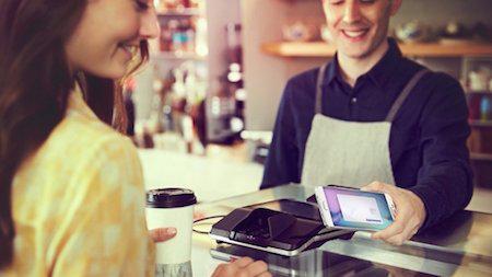 Paiement avec Samsung Pay