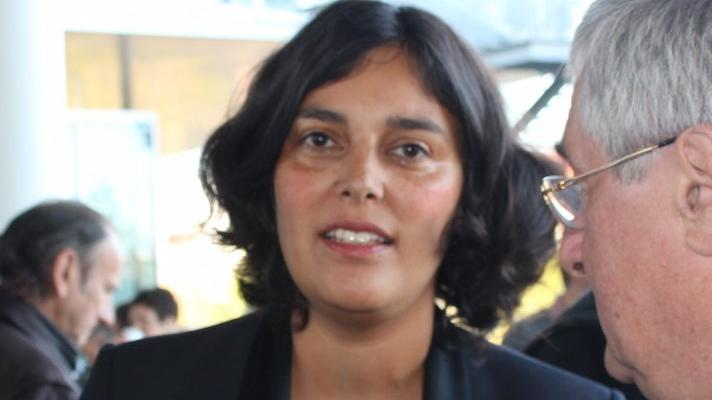 Myriam El Khomri en septembre 2014