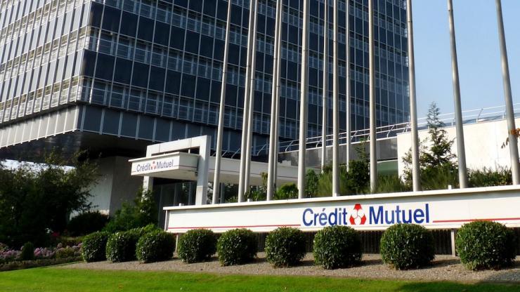 Image Des Banques Le Credit Mutuel Reste Un Solide Leader