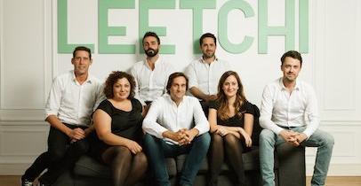 Equipe de management Leetchi