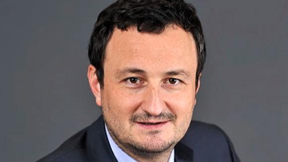 Benoît Grisoni, directeur général adjoint de Boursorama