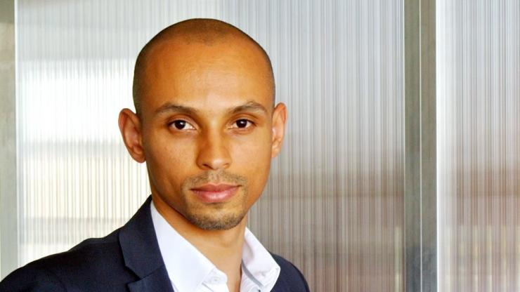 Souleymane Galadima, DG de Wiseed Immobilier
