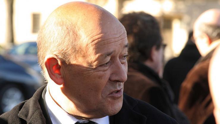 Jean-Yves Le Drian en novembre 2013
