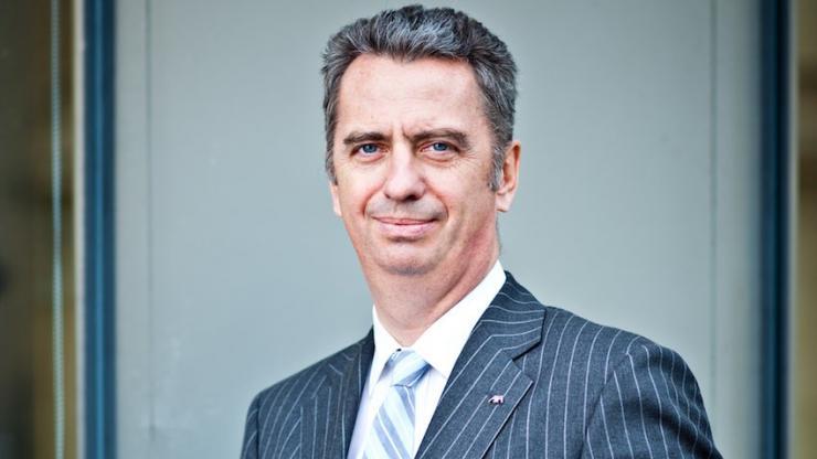 Nicolas Moreau, PDG d'Axa France
