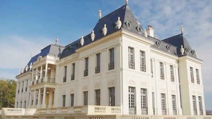 Château Louis XIV à Louveciennes