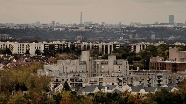 Paris depuis Evry