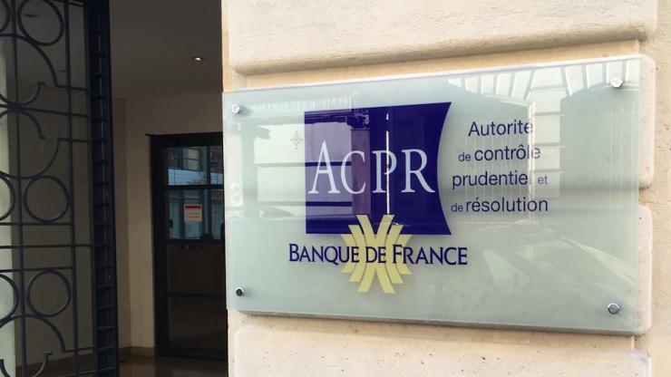 Entrée publique de l'ACPR