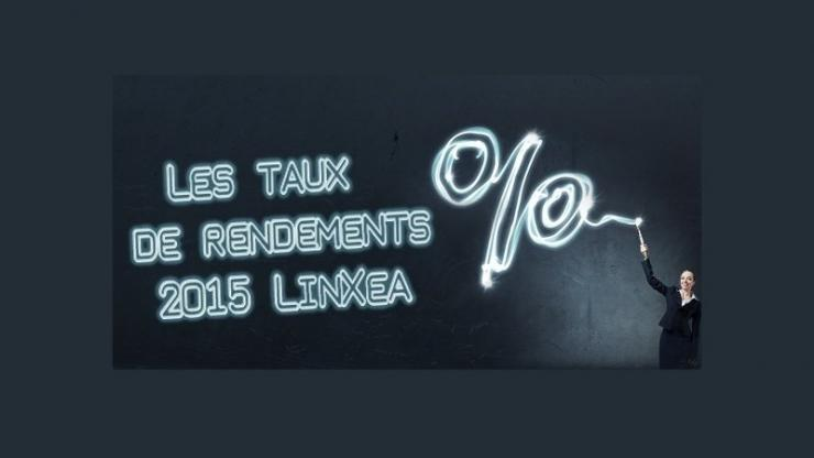Taux 2015 Linxea