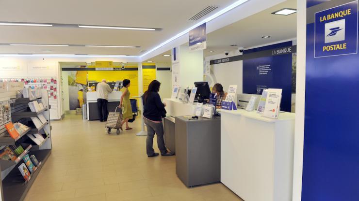 Agence Cherche-Midi de la Banque Postale à Paris