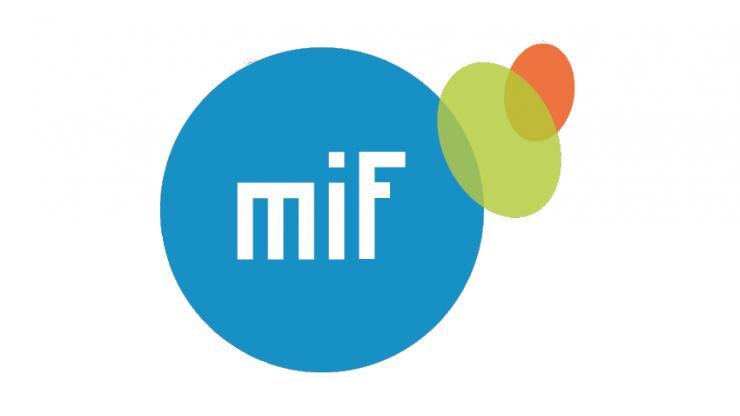Logo de la MIF