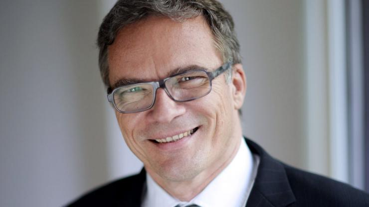 Daniel Collignon, directeur général de Spirica