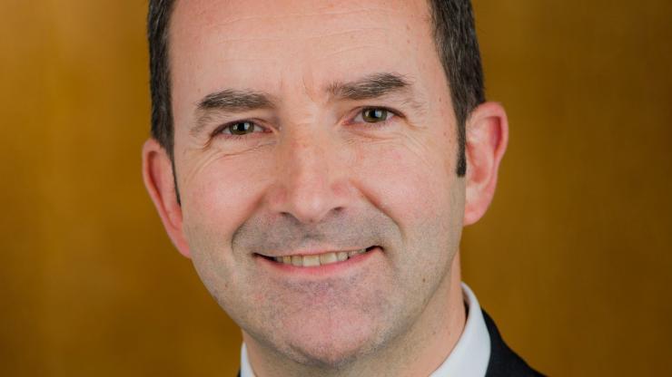 Tanguy Polet, en charge de la division clients et transformation digitale de Swiss Life France