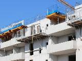 Un immeuble en construction