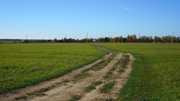 Des terrains à bâtir