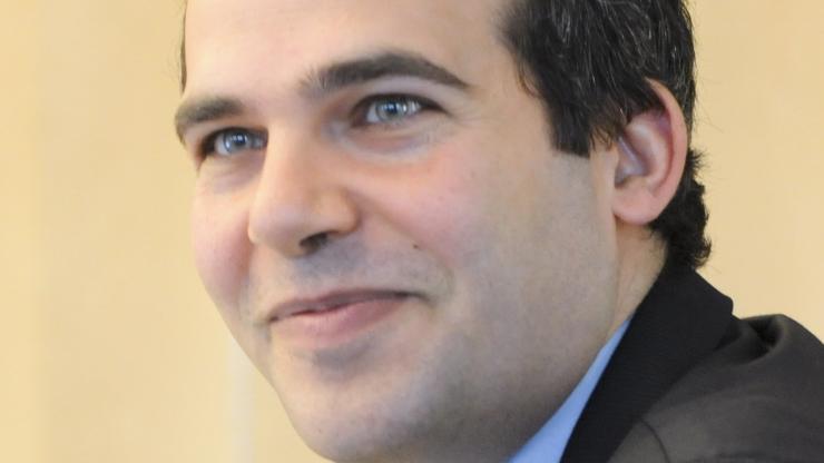 Imad Tabet, directeur des particuliers au Crédit Coopératif