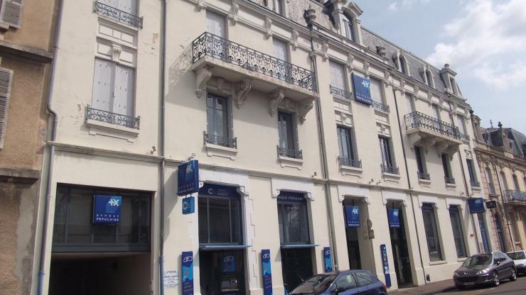 La Banque Populaire à Vesoul