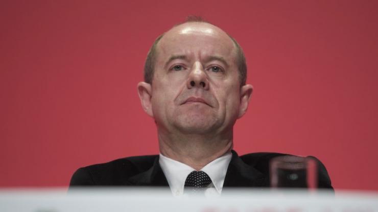 Jean-Jacques Urvoas en 2015