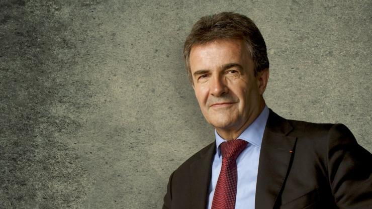 Philippe Brassac, du Crédit Agricole