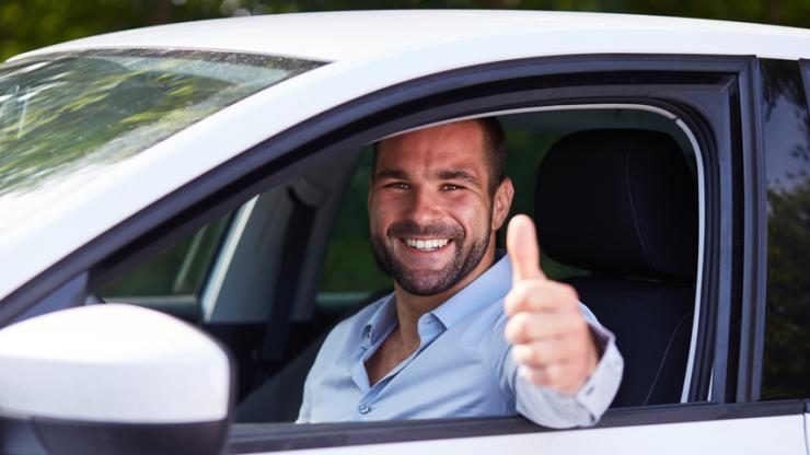 Conducteur de voiture