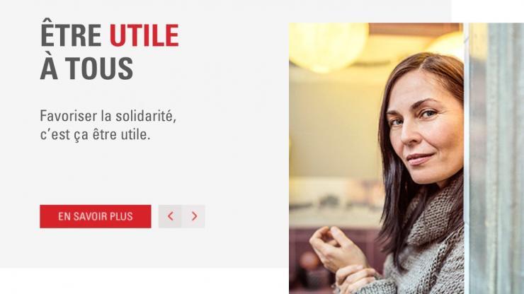Copie d'écran du site vousetreutile.fr