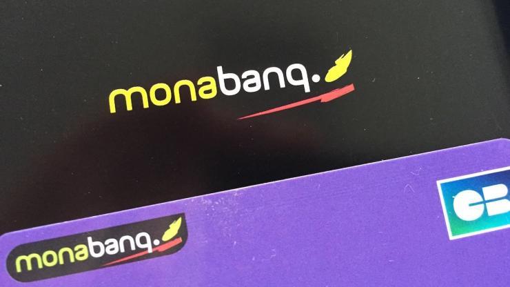 Chéquier et carte bancaire Monabanq (juillet 2016)