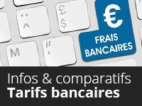 Tarifs et frais bancaires