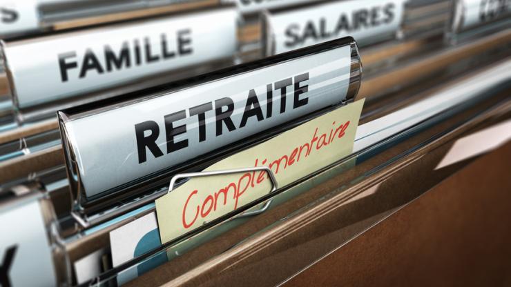 Un dossier complémentaire retraite