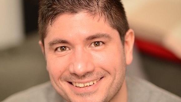 Stéphane Mermet (NCR) en août 2016