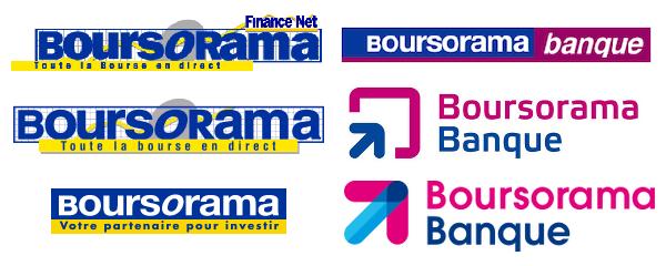 Logos de Boursorama