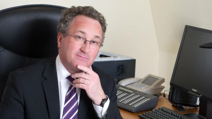 Jean-Marc Vilon, directeur général de Crédit Logement