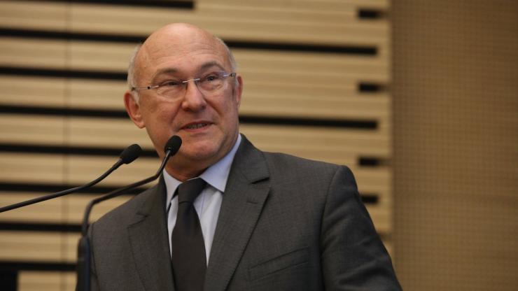 Michel Sapin en 2014