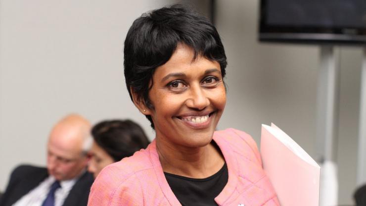 Ericka Bareigts en 2012
