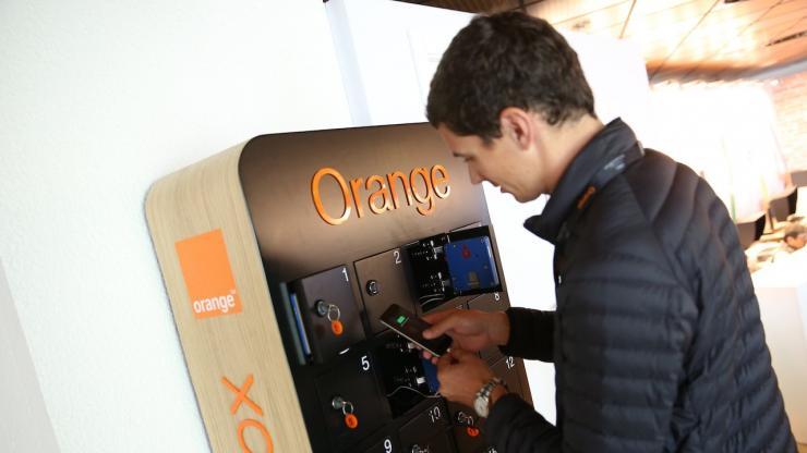 Orange Wifi Café à Cannes