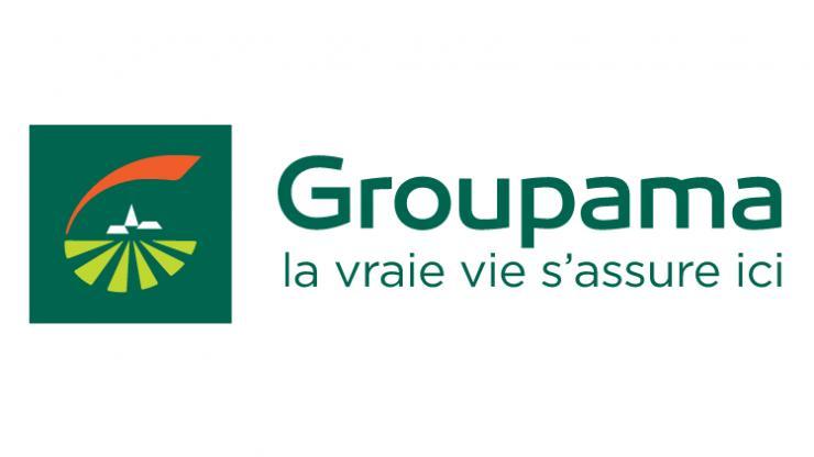 Logo de Groupama en 2016