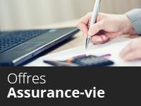 Liste des contrats d'assurance-vie