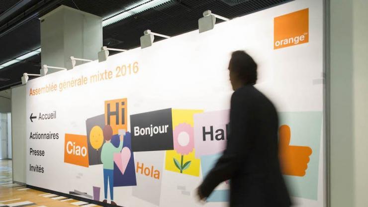 Assemblée générale mixte 2016 d'Orange