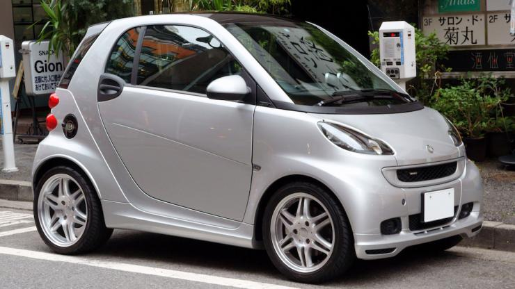 2008 Smart Fortwo Coupe BRABUS