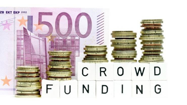 Croissance du crowdfunding