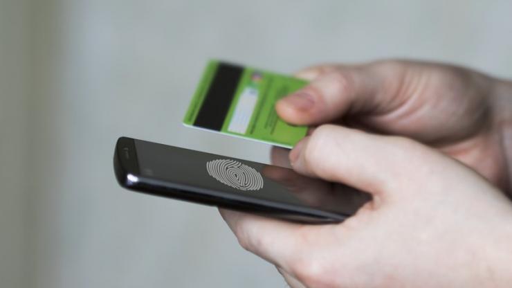 Paiement biométrique mobile