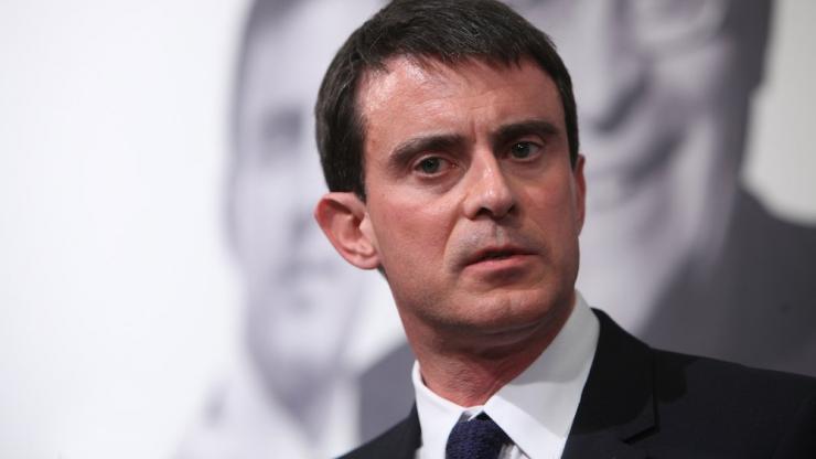Manuel Valls en 2015