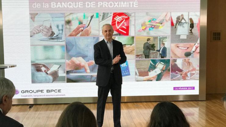 François Pérol en février 2017