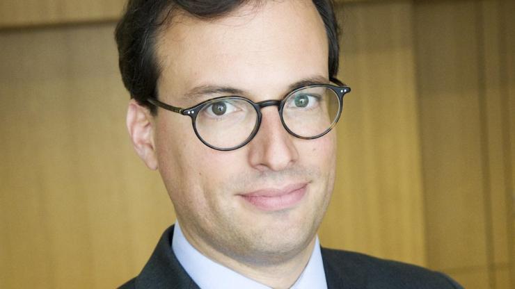 Julien-Pierre Nouen, de Lazard Frères Gestion