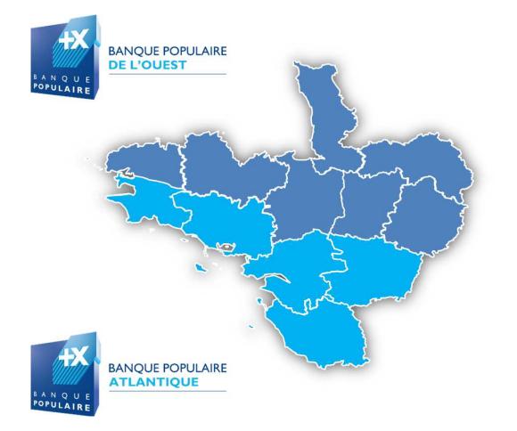 Fusion des Banques Populaires de l'Ouest et Atlantique