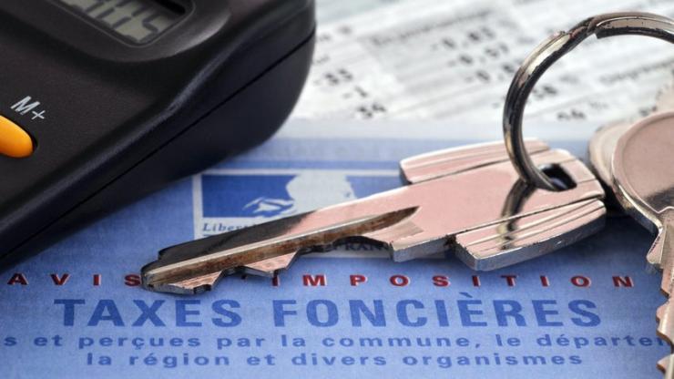 Calcul de taxe foncière