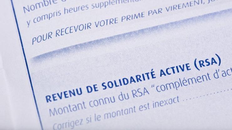 Le RSA sur la feuille d'impôt