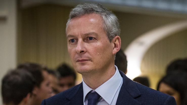 Bruno Le Maire, en novembre 2014