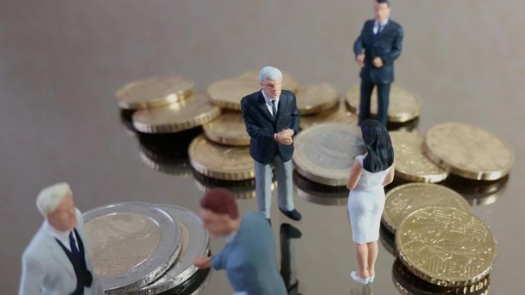Des conseillers financiers