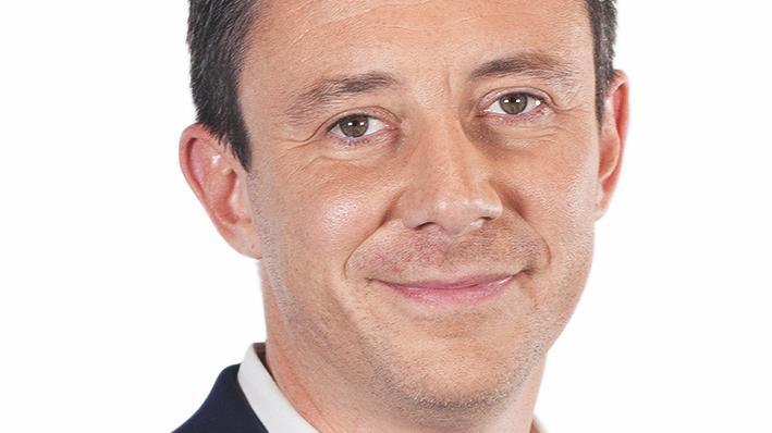 Benjamin Griveaux en 2017