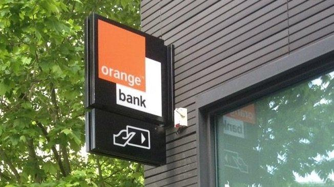 Distributeur automatique de billets Orange Bank
